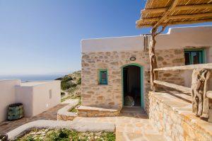 δωμάτια δονουσα- δημητράκης guesthouse- donousa